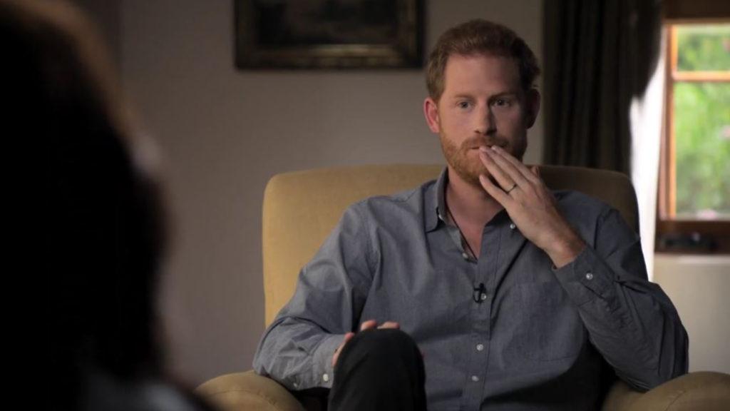 Harry herceget Meghan Markle küldte pszichológushoz