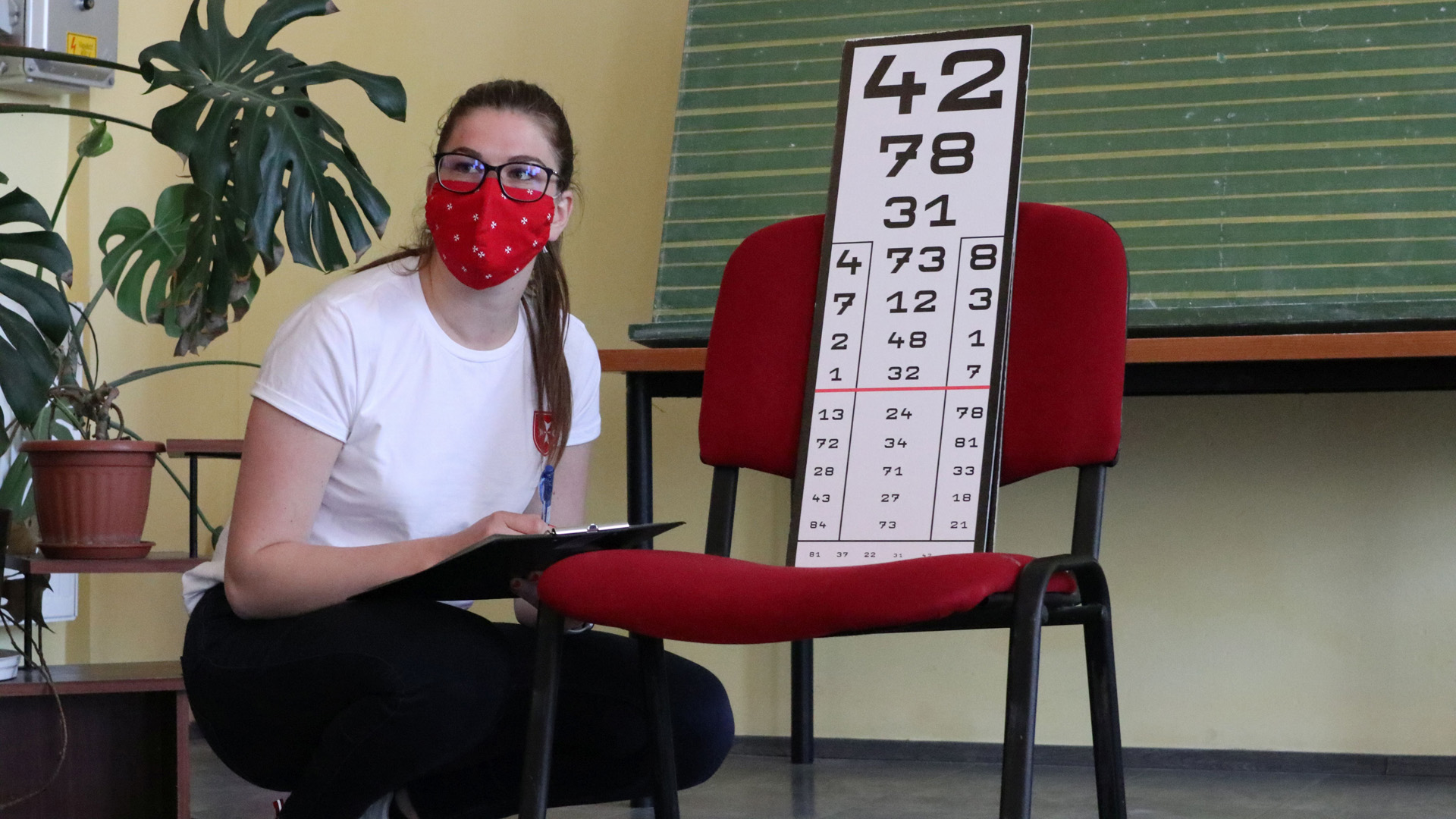 Hátrányos helyzetű gyerekek szemészeti szűrése
