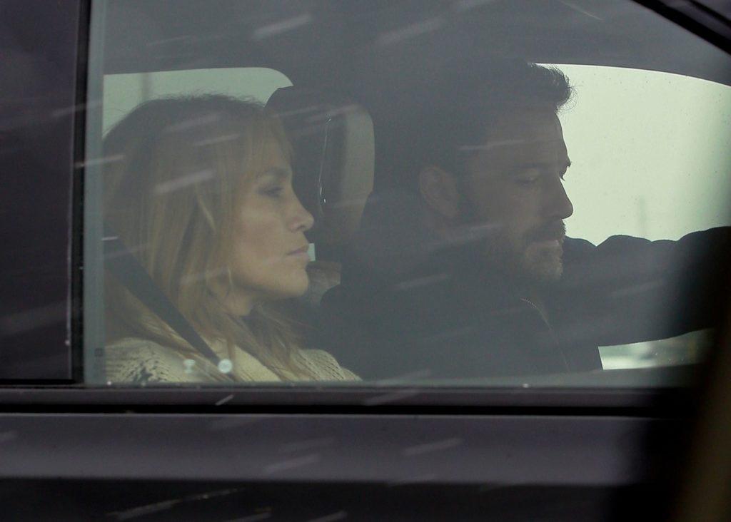 Ben Affleck újra az exével, Jennifer Lopezzel van