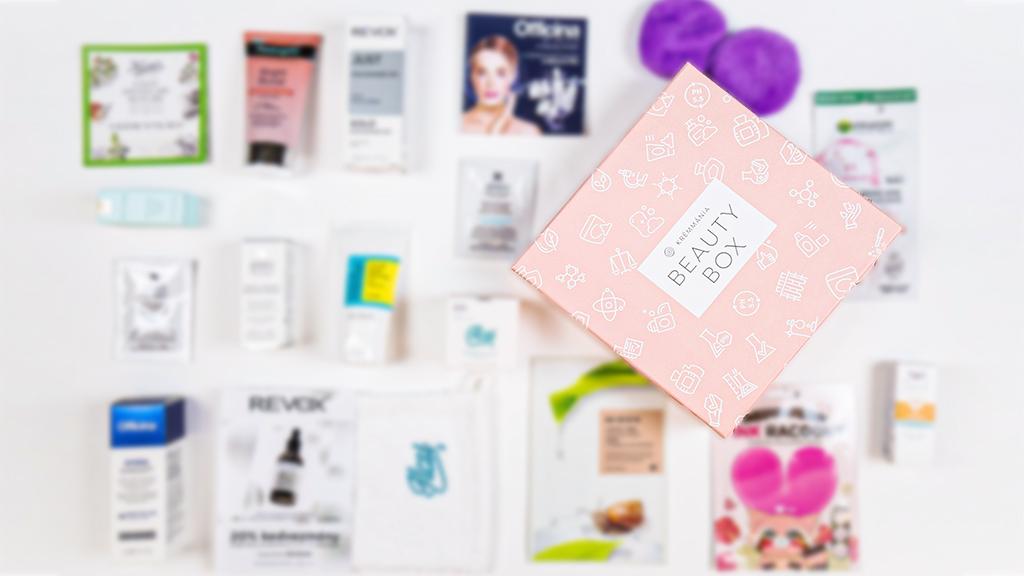 Unboxing és teszt: 10. Krémmánia Beauty Box