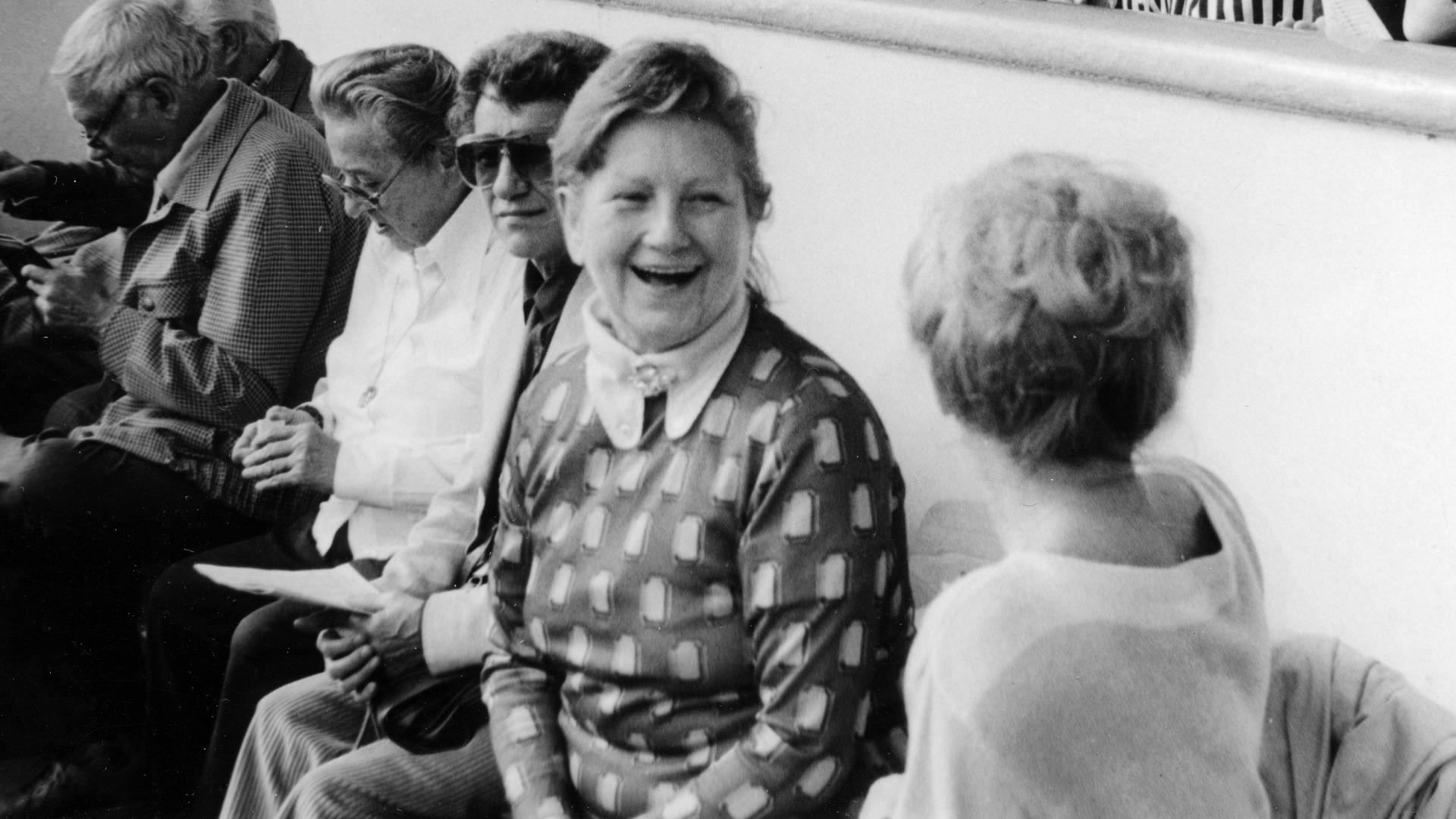 komlós juci 1984-ben az ügetőn
