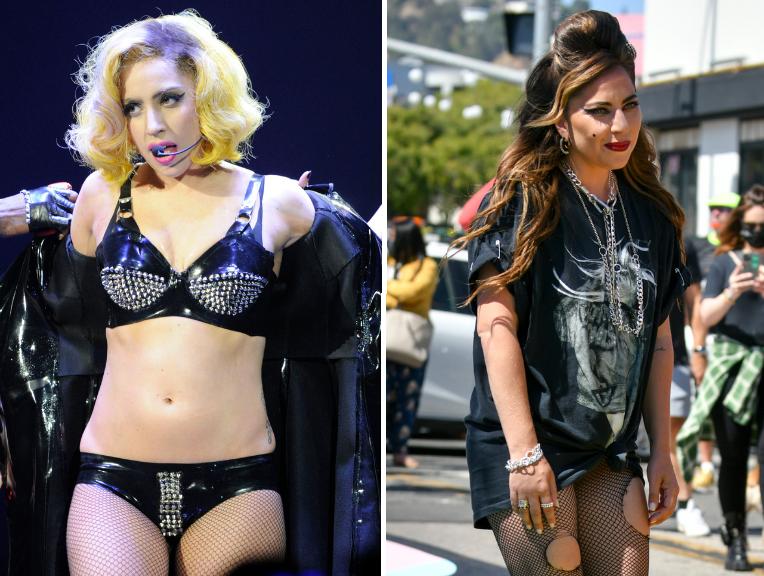 Ilyen volt Lady Gaga 2005-ben
