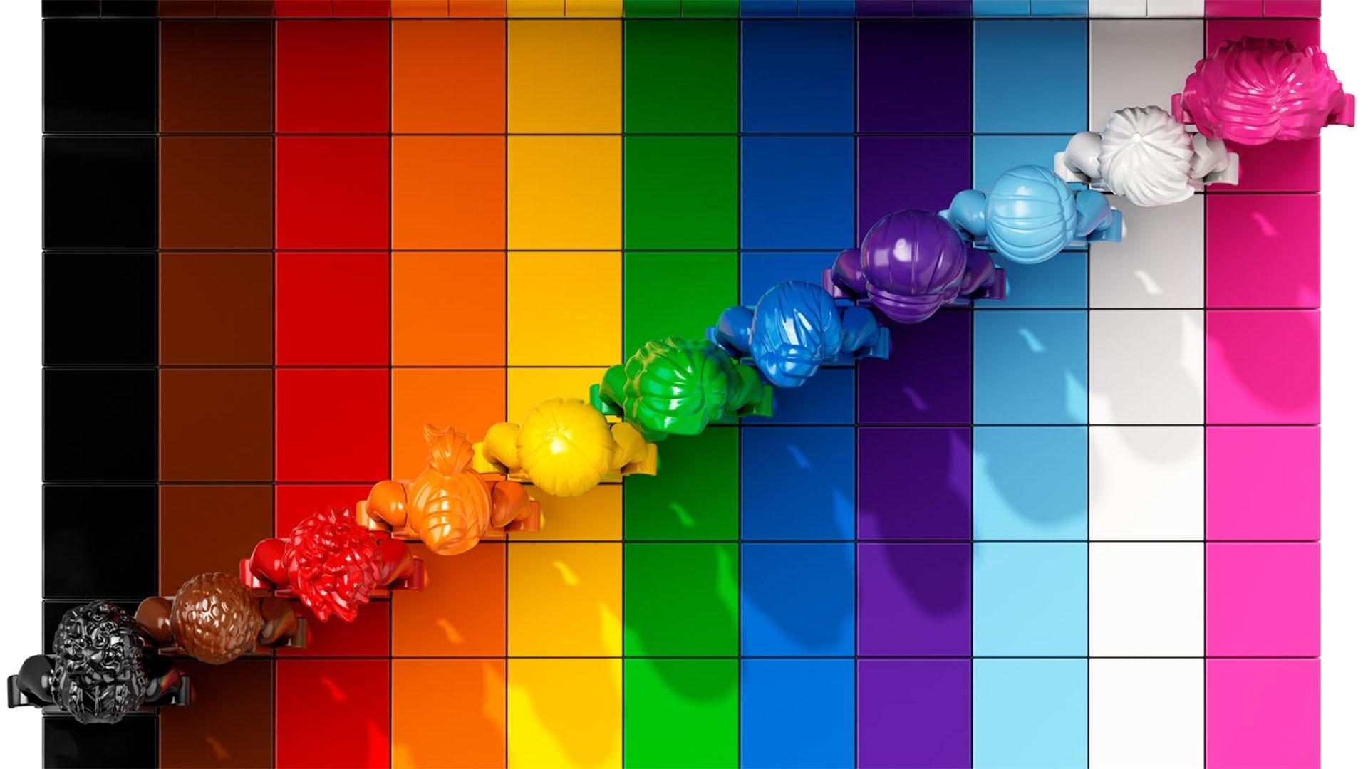Különleges LEGO készlet érkezik, az LMBTQI közösség meletti kiállásként
