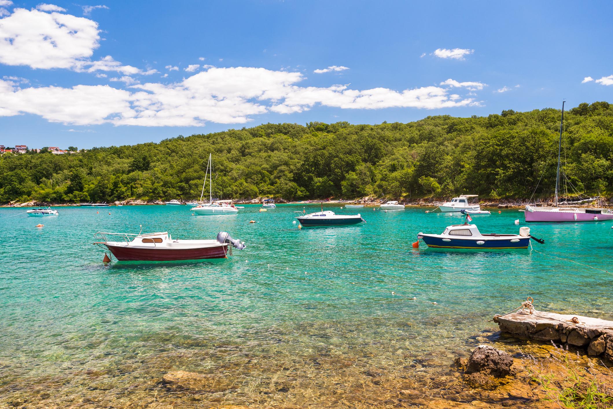 Irány a horvát tengerpart: Malinska