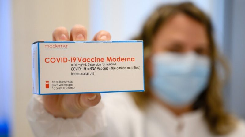 Moderna-vakcina vészhelyzeti alkalmazása - nlc.hu