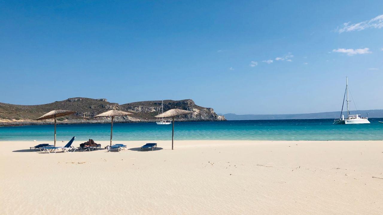 Görögország, strandok