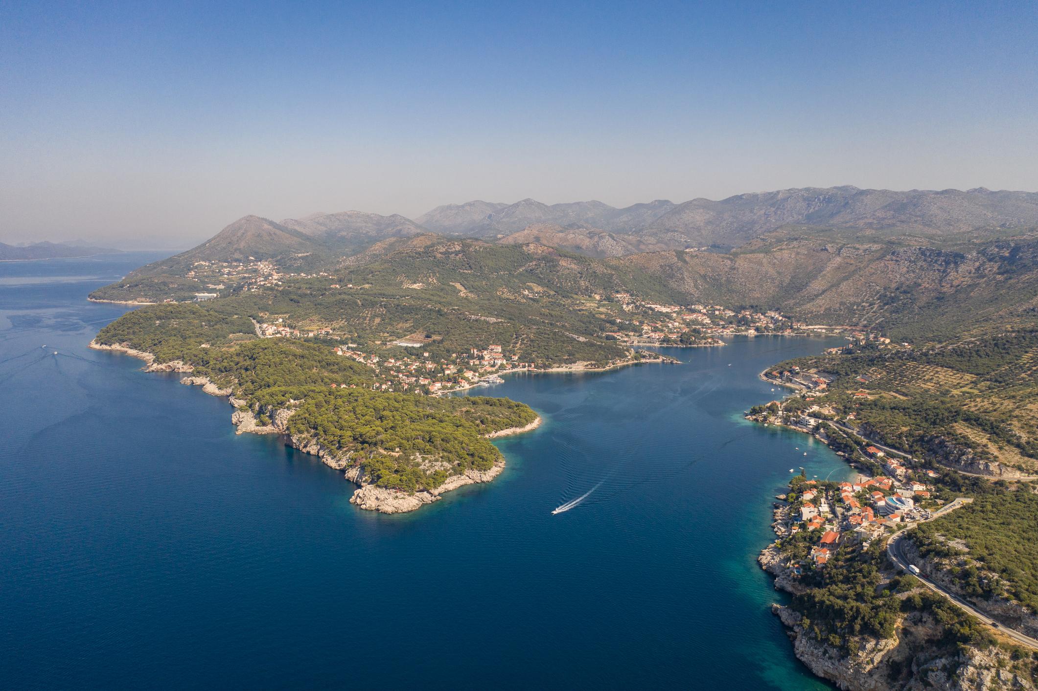 Ide menj Horvátországban