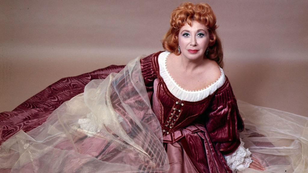 Az énekesnő, aki megismertette az amerikaiakkal az operát