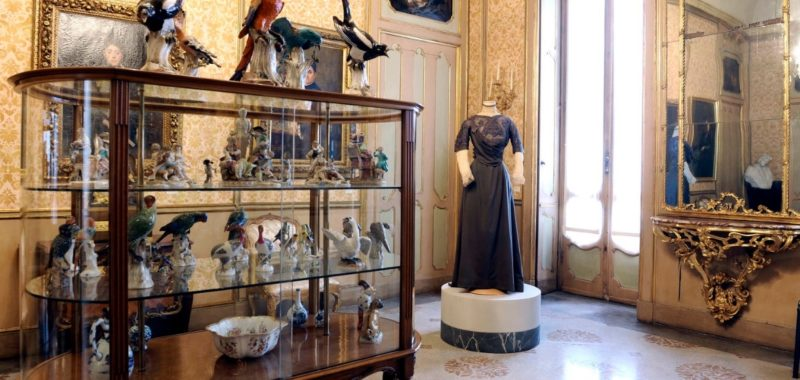 A Palazzo Morando Milánóban