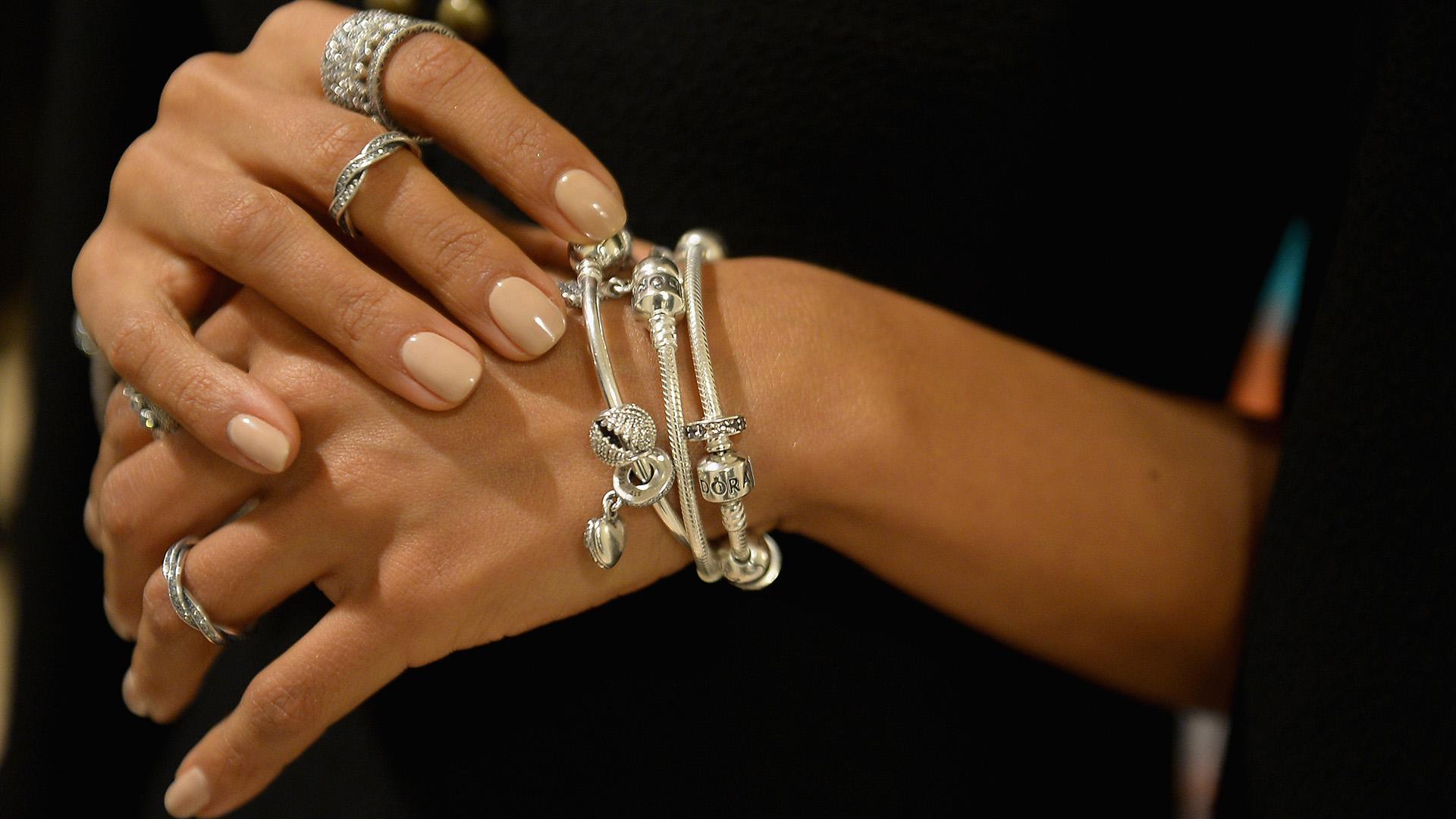 Pandora gyémántékszerek