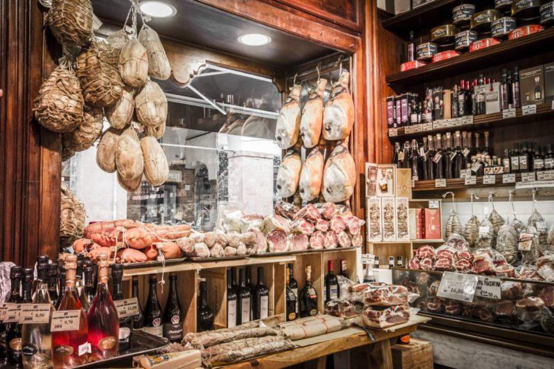 Olasz finomságok Parma
