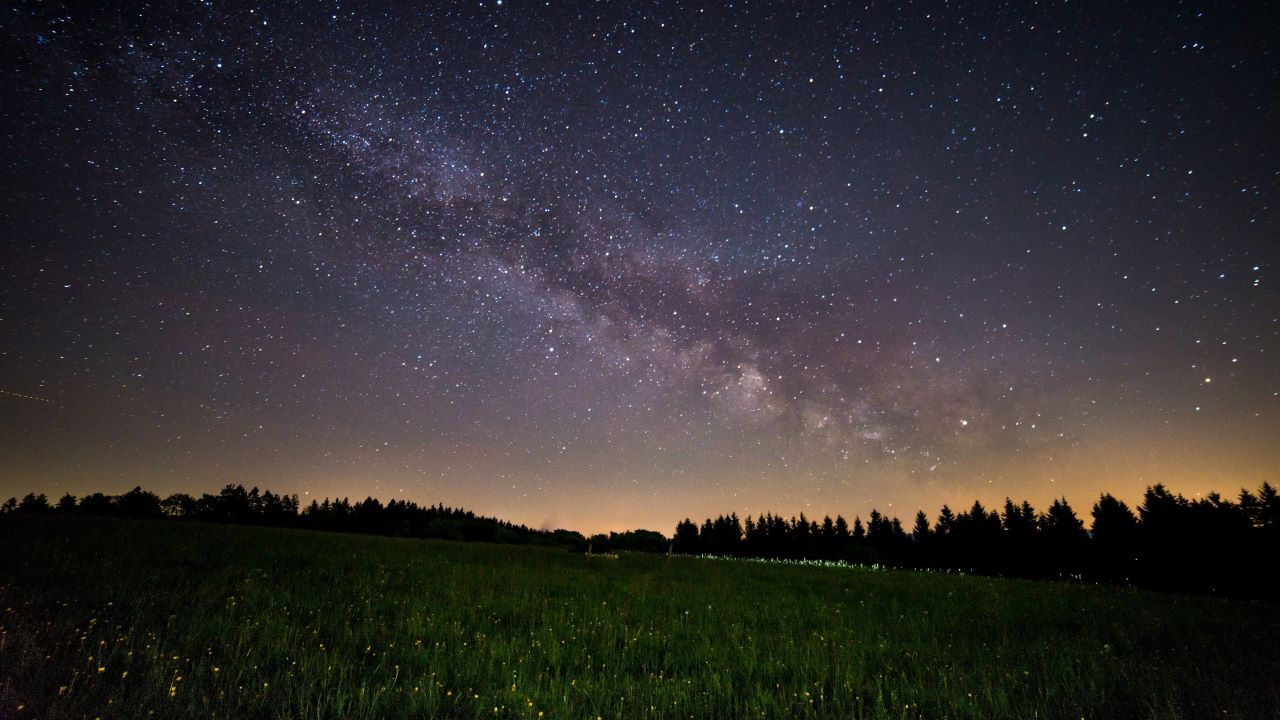 meteor, csillag, égbolt