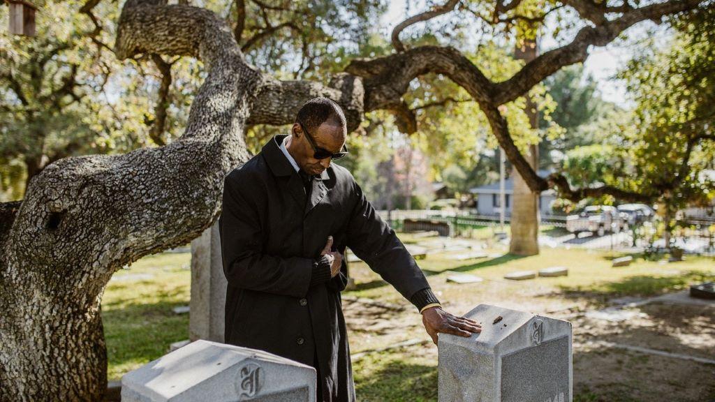 temető, gyász
