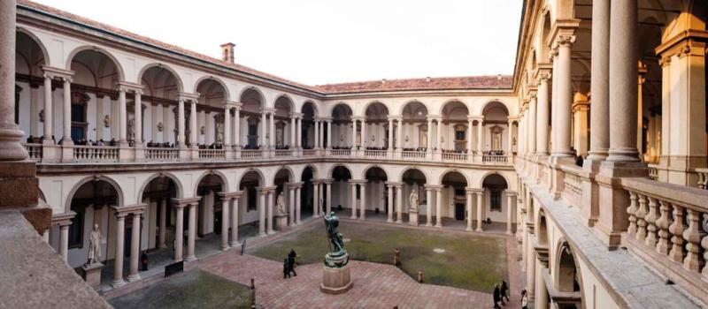Milánó - Pinacoteca di Brera