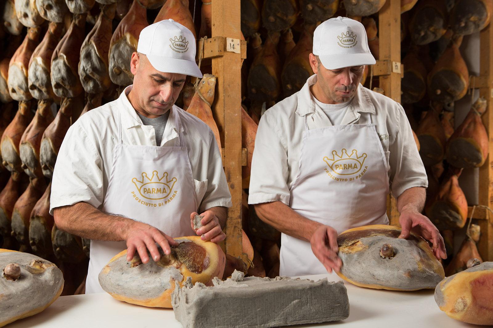 Parma- helyi termelők portékái
