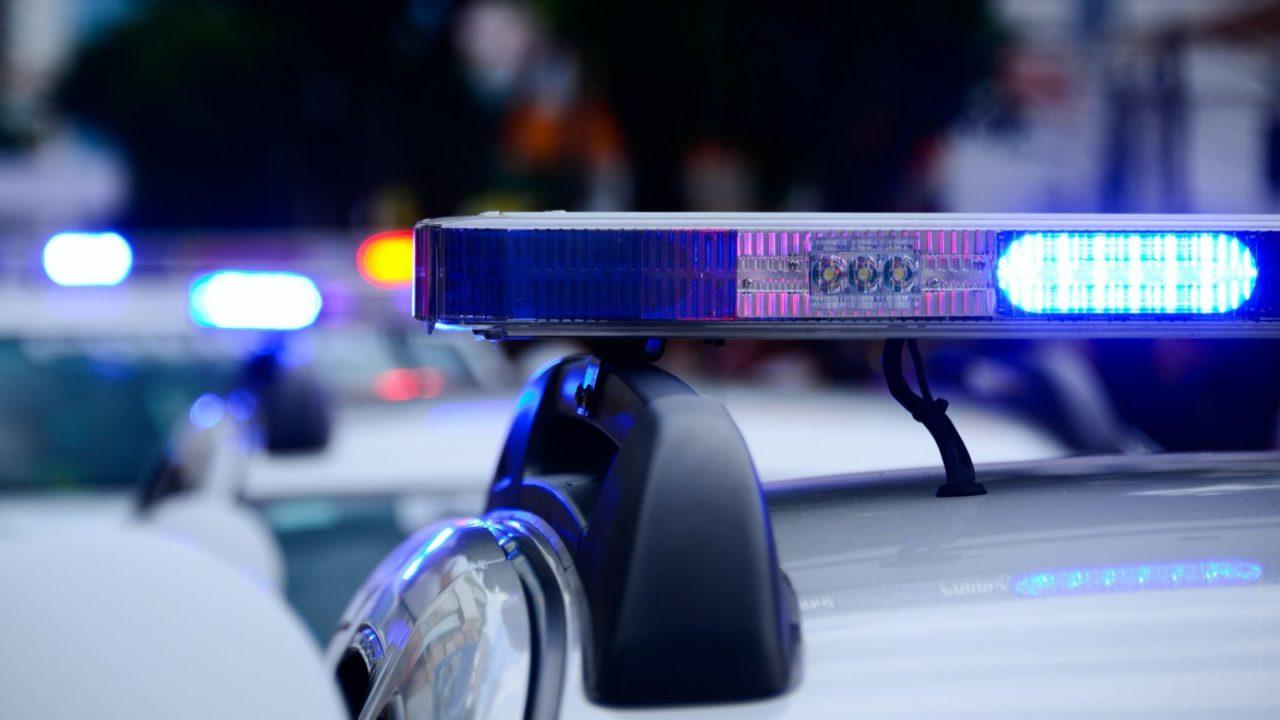 Rendőrautó szirénája