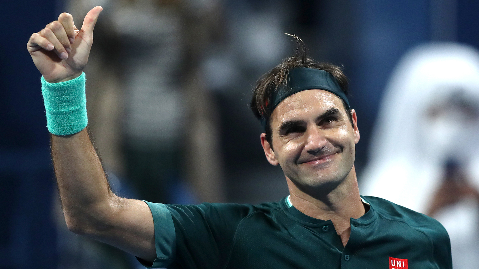 Roger Federer Robert De Niróval szerepel egy reklámban