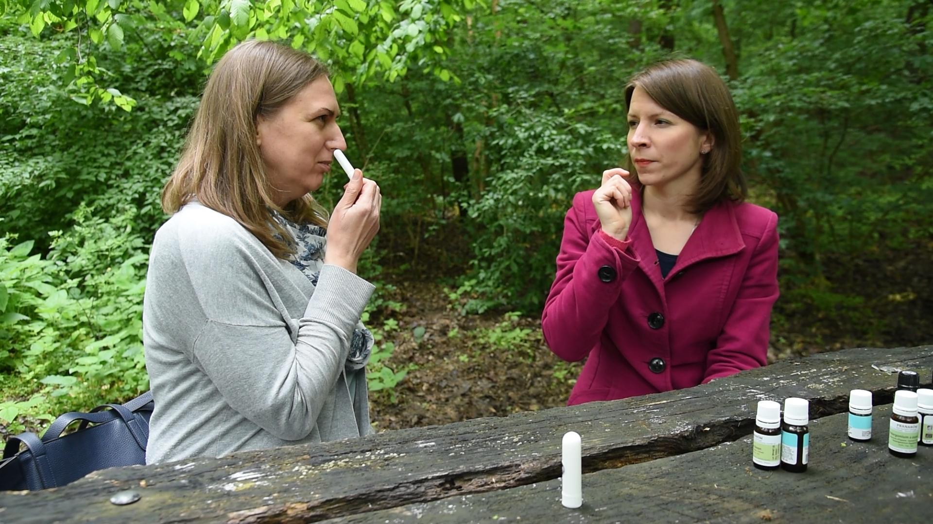 Covd szaglásvesztés elleni terápia