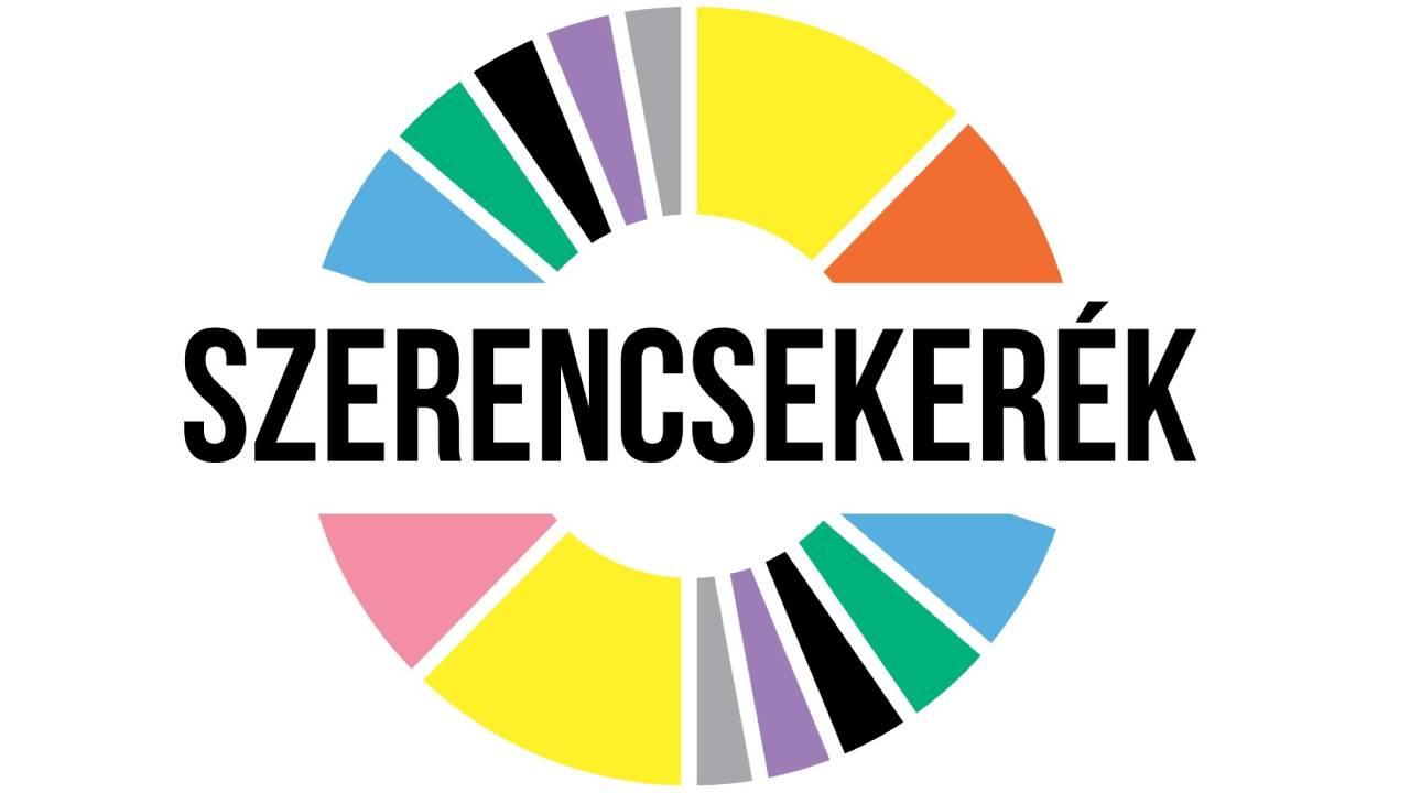 szerencsekerék logo
