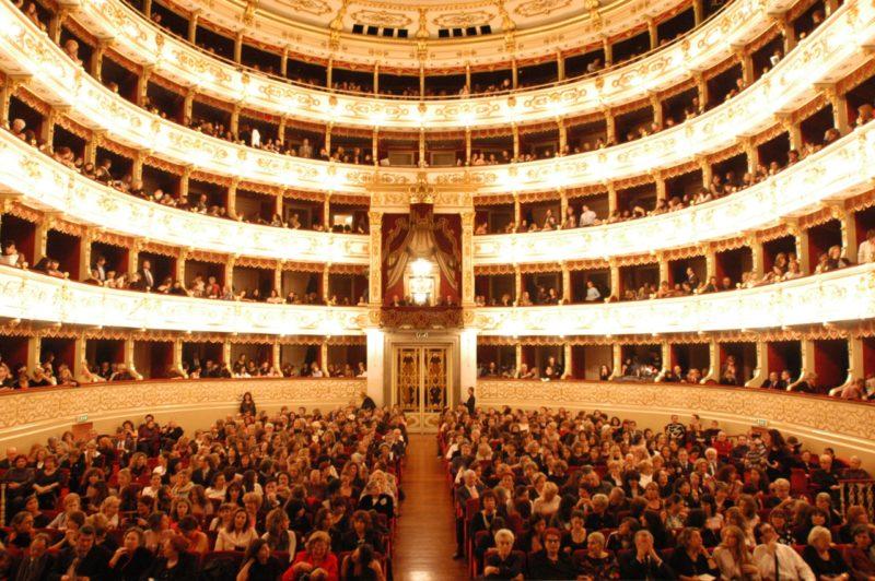 Teatro Regio (Királyi Színház) - Parma