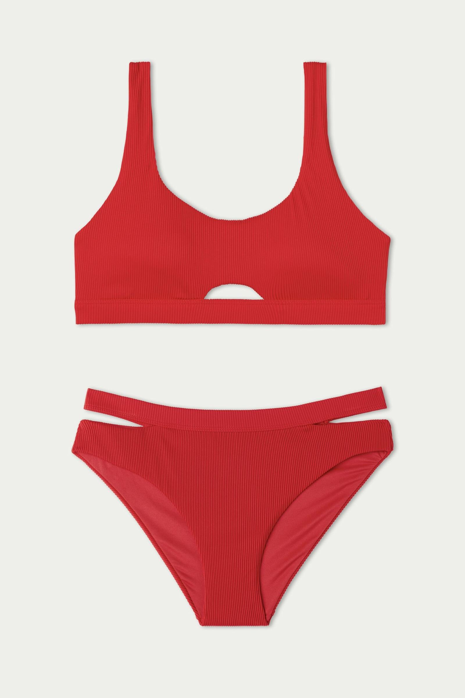 Tezenis cutout bikini