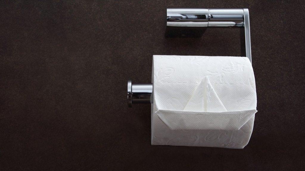 vécépapír