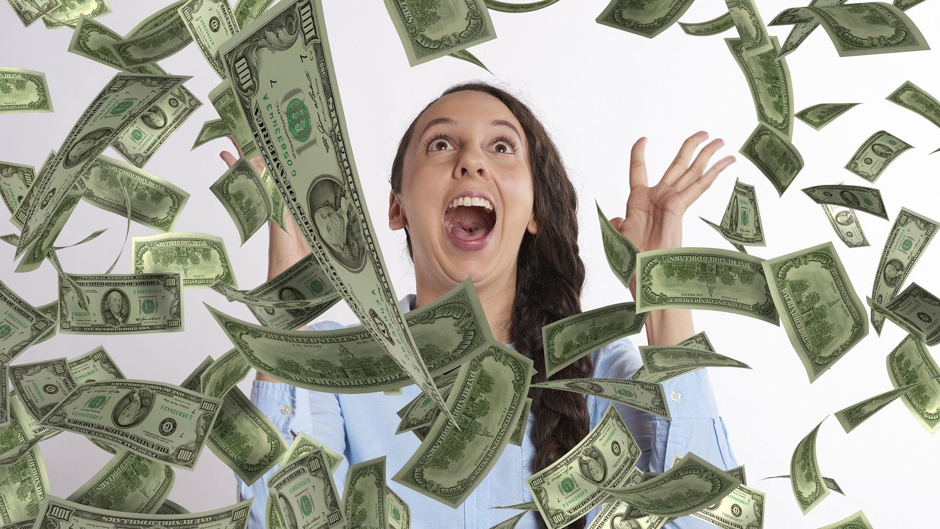 pénzeső