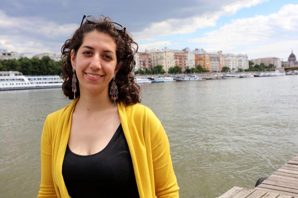 Interjú Kanjo Nadával, a Magyar Hospice Alapítvány pszichológusával