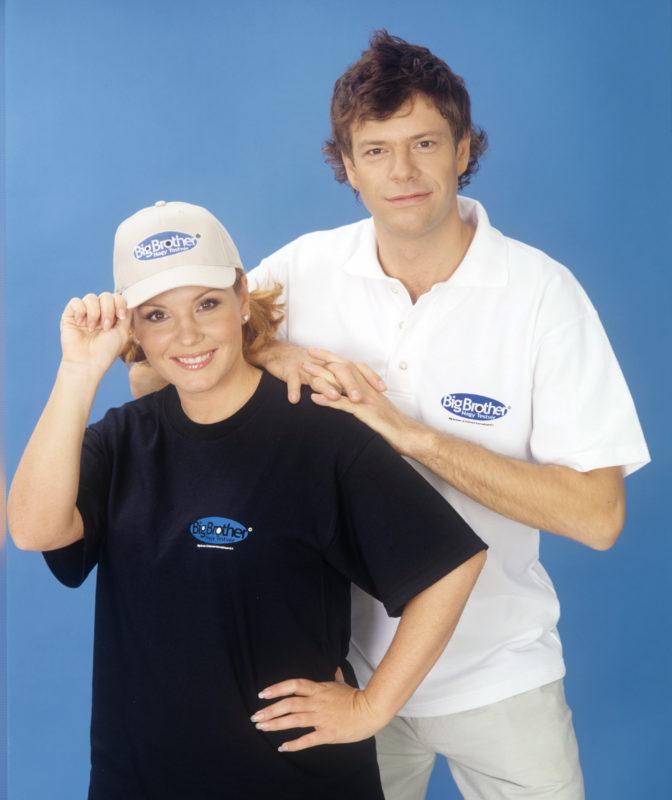 Liptai Claudia és Tilla a Big Brother műsorvezetői