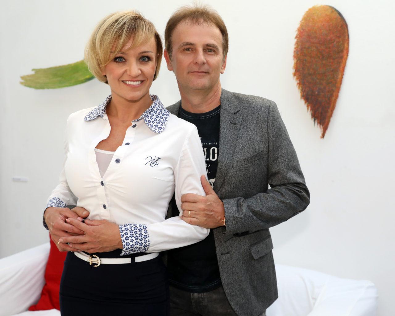 Szandi és férje , Bogdán Csaba most