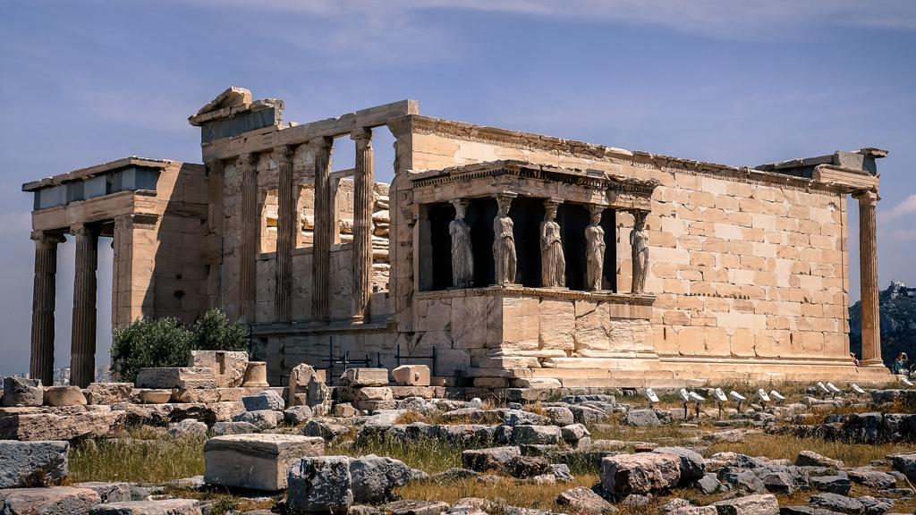 Az athéni akropolisz / Fotó: Unsplash