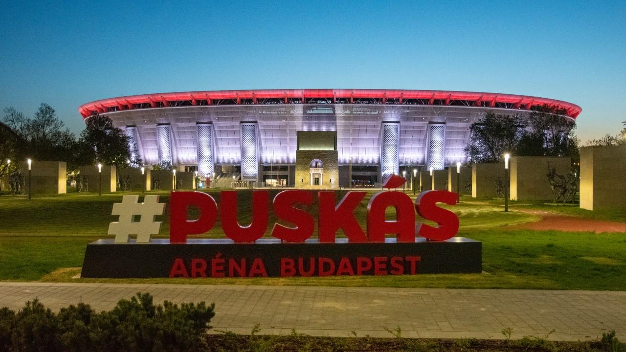 A Puskás Aréna durva büféárakkal várja a nézőket (fotó: MTVA/Bizományosi: Róka László)