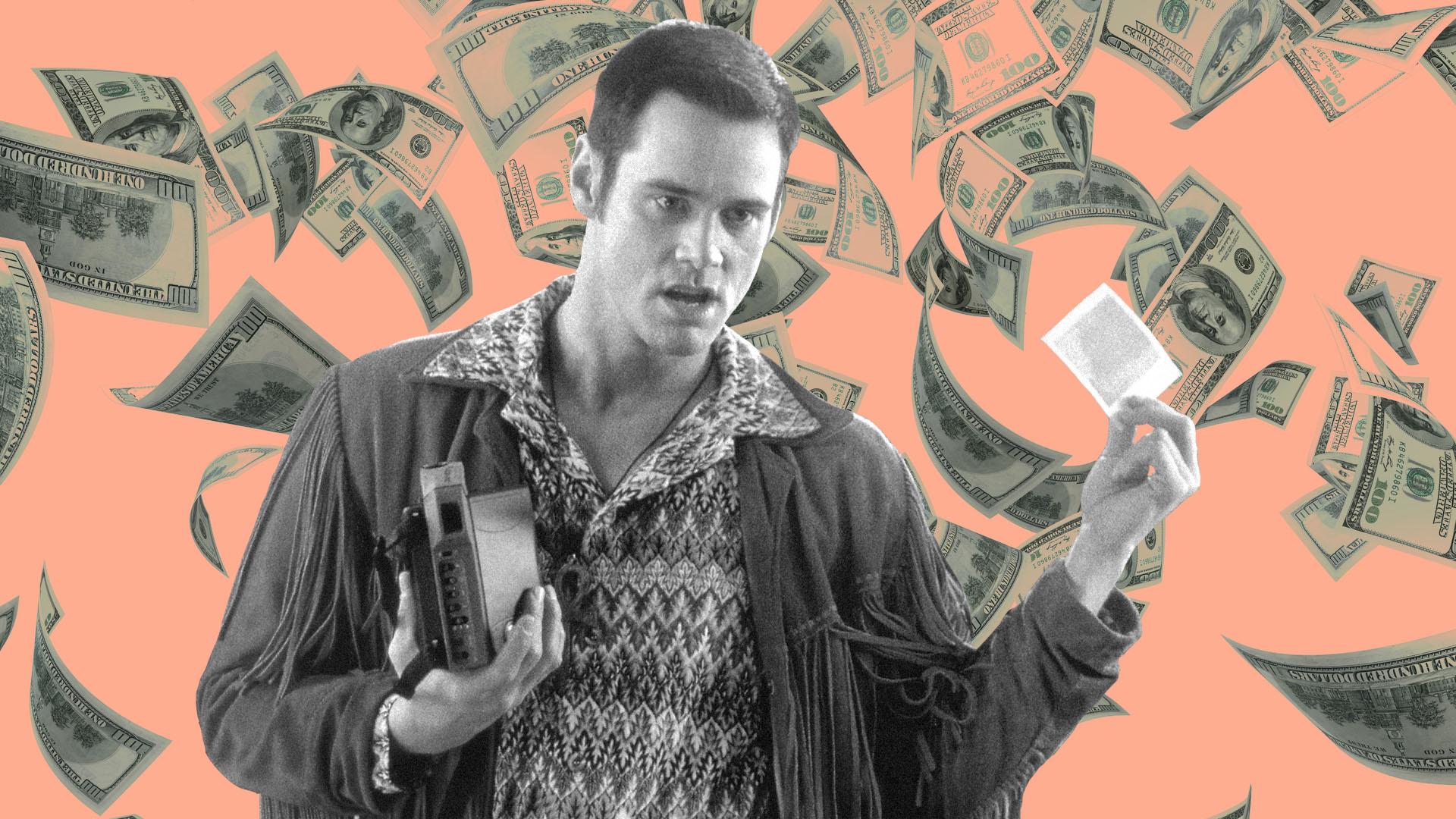 25 éves lett Jim Carrey 20 millió dolláros fizetése