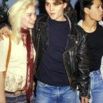 Christina Applegate és Johnny Depp