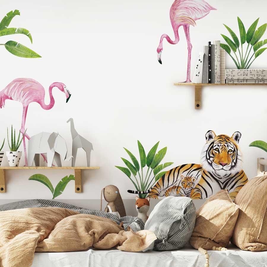 Dzsungel a gyerekszobában