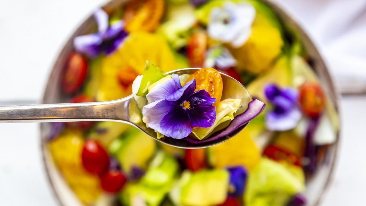 Ezek a legfinomabb ehető virágok