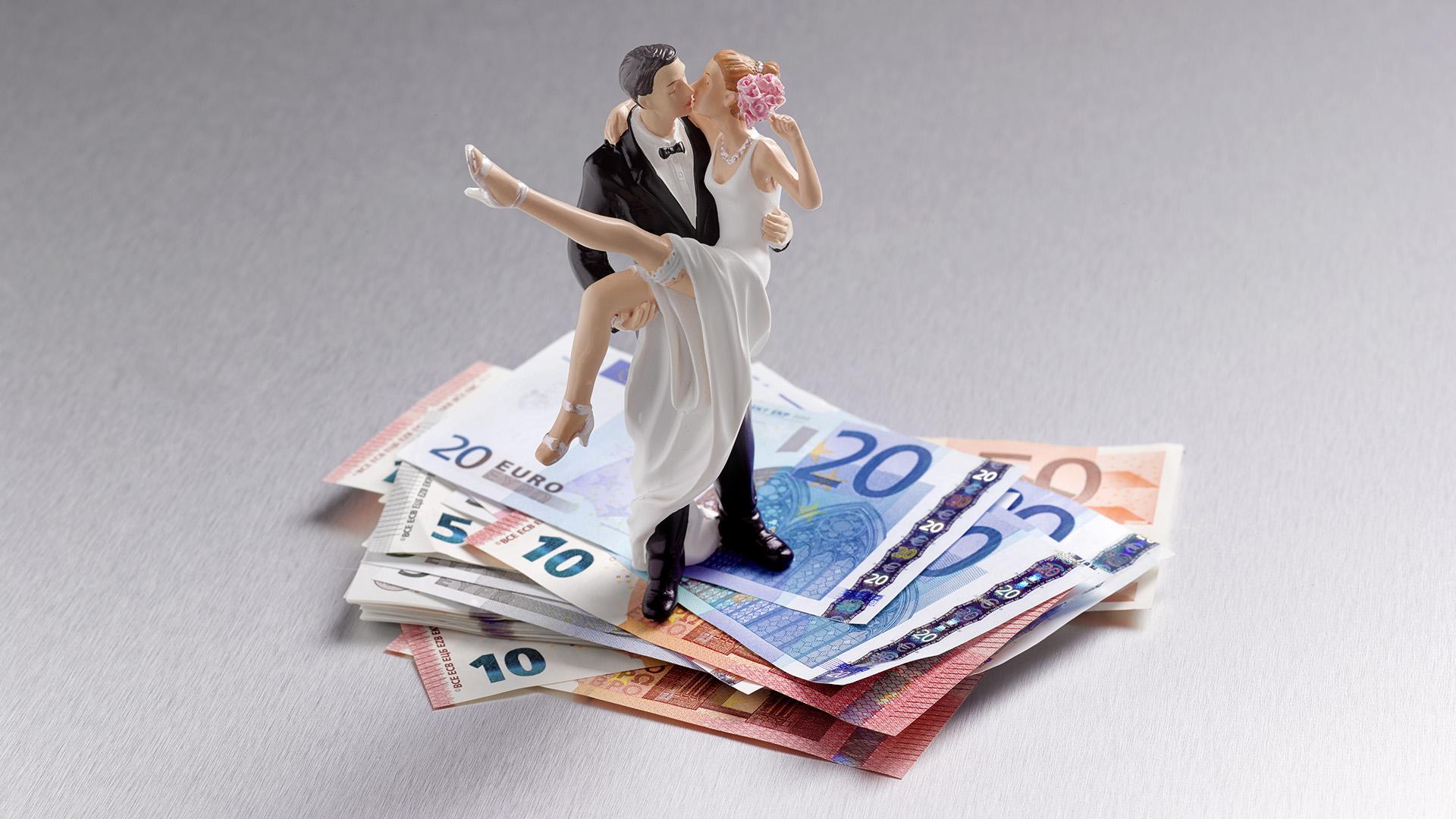 Esküvő és pénz