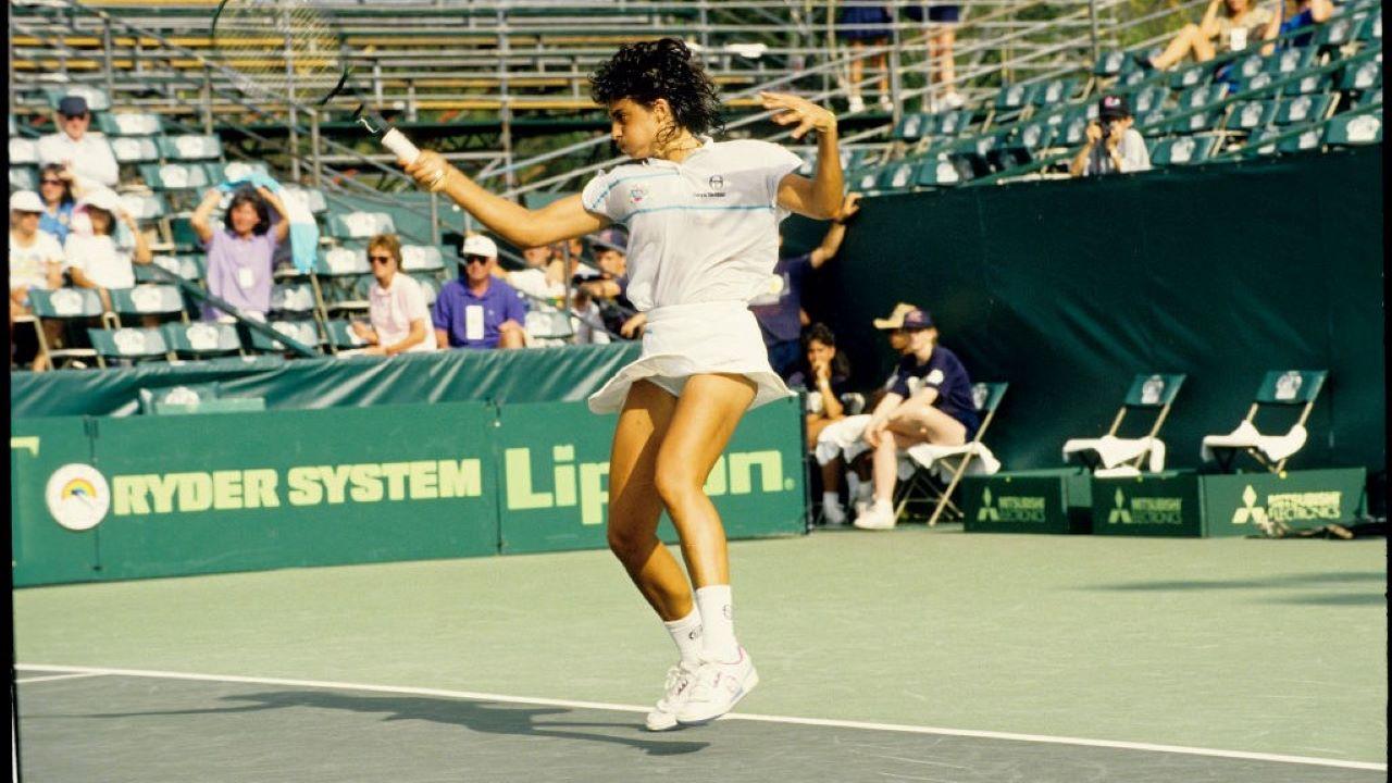 Gabriela Sabatini, tenisz, akkor és most