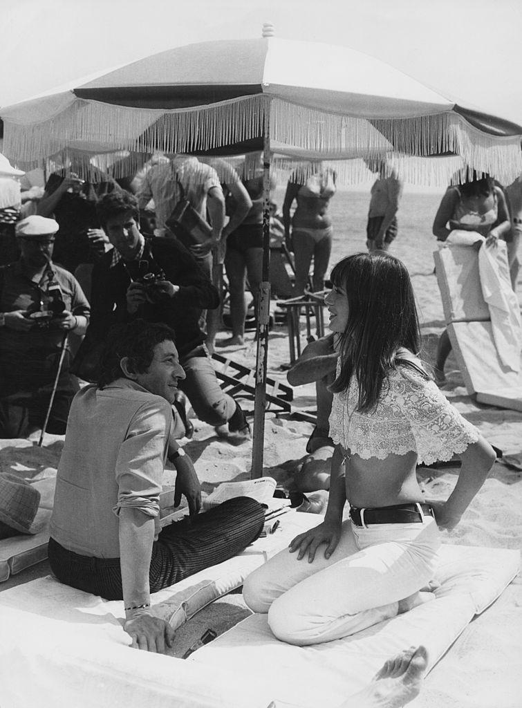 Jane Birkin és Serge Gainsbourg