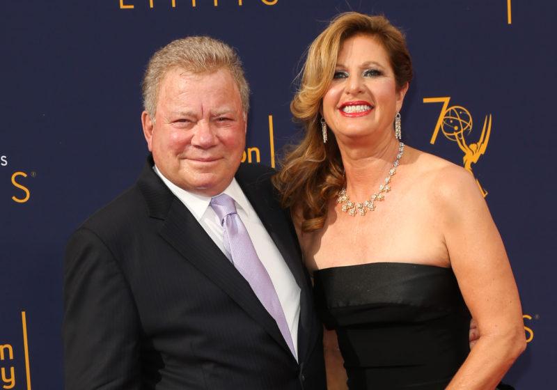 William Shatner és negyedik felesége, Elizabeth Shatner
