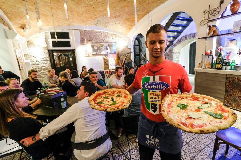 Az igazi nápolyi pizzát még az észak olaszok sem kedvelik igazán
