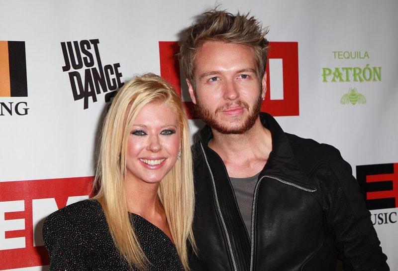 Tara Reid és Michael Lillelund