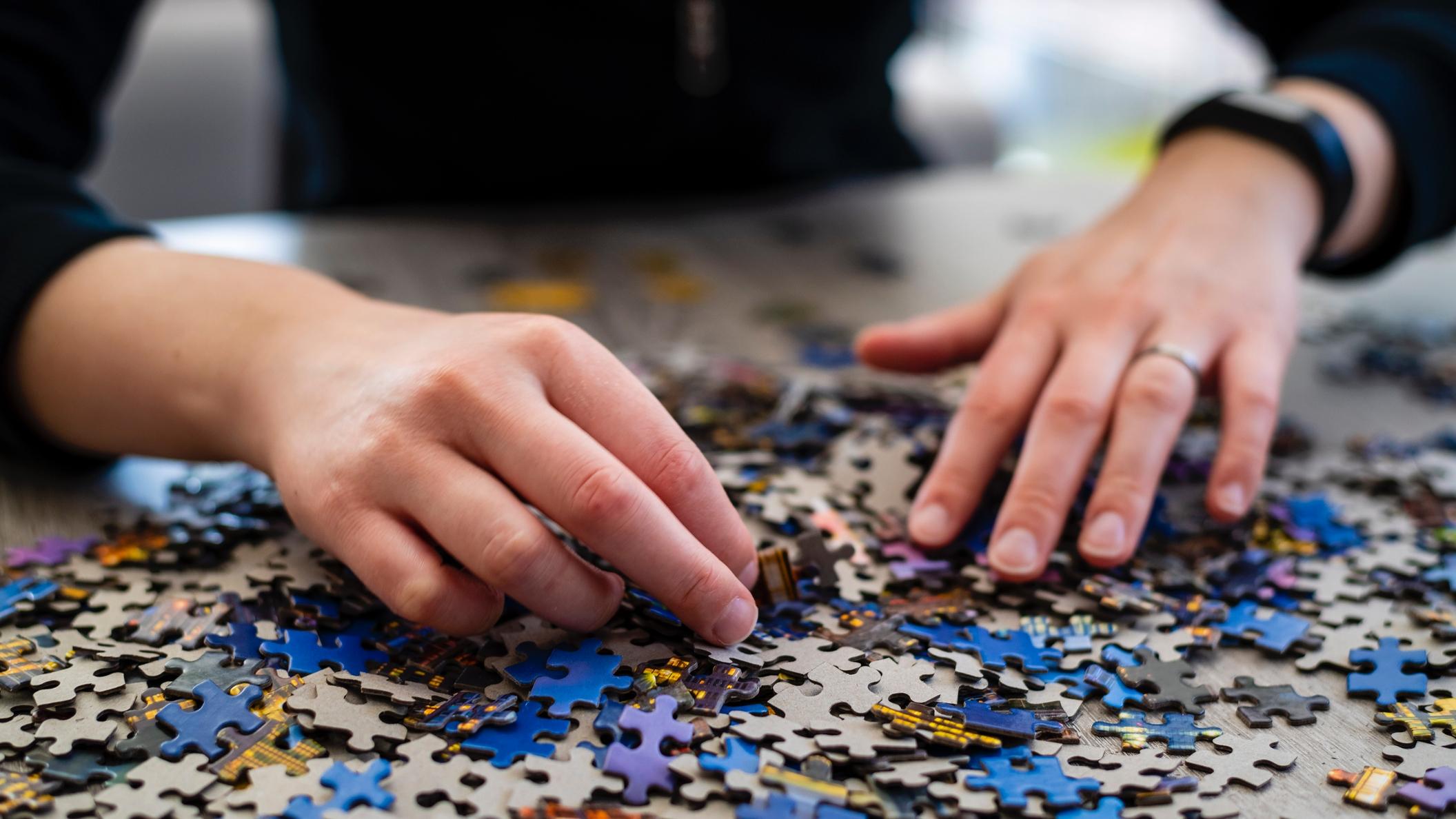 Kirakós, puzzle