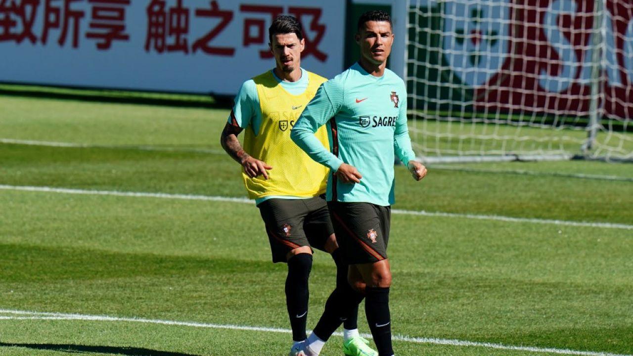 Christiano Ronaldo, foci, sport, koronavírus