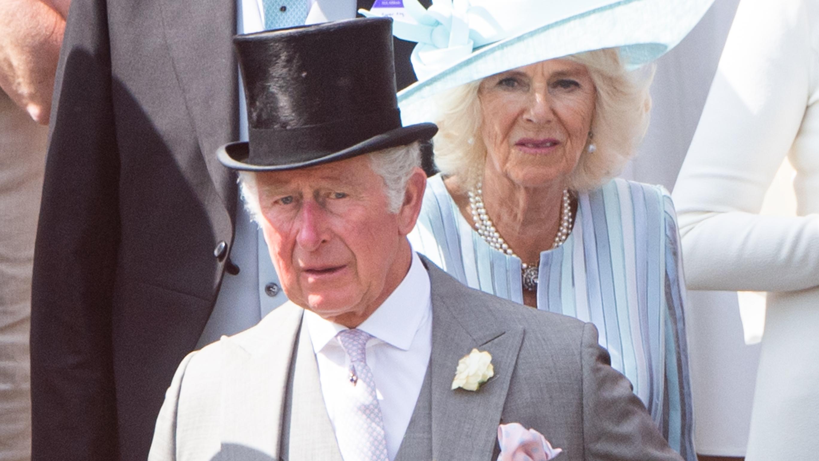 Károly herceg és Kamilla