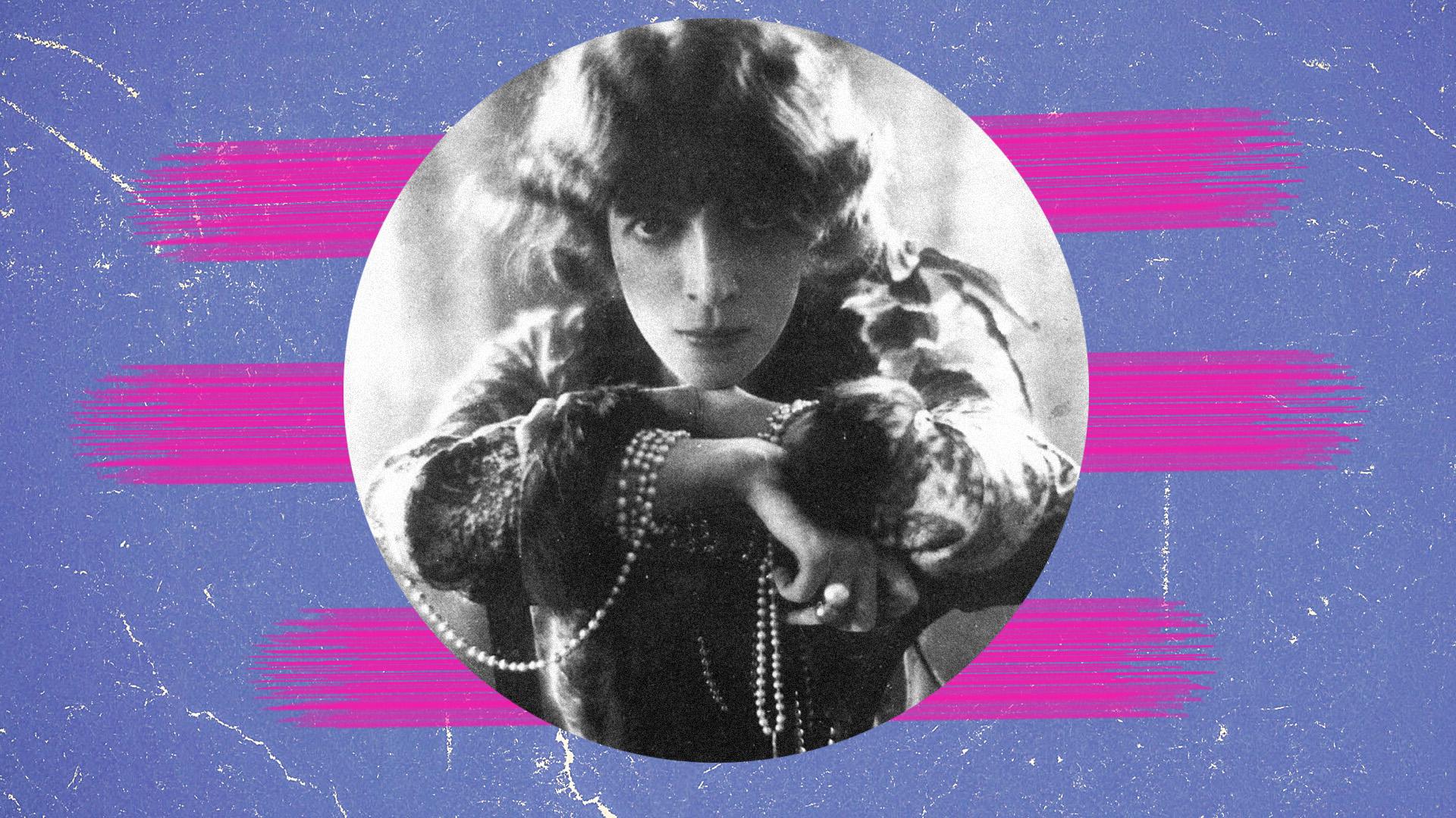 Ez a nő volt a 20. század elejének Lady Gagája