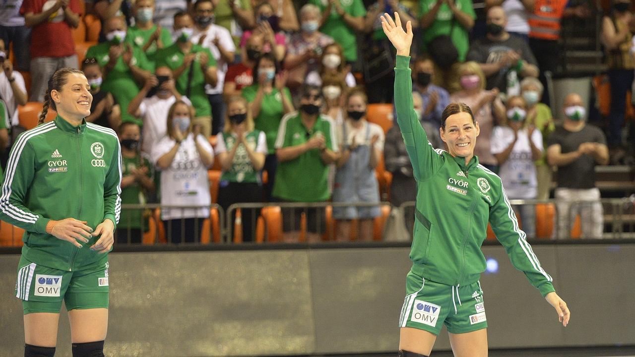 Győztes meccsel zárta pályafutását Görbicz Anita