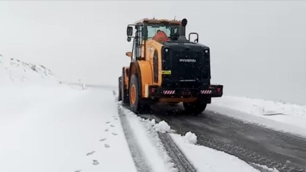 Nyári havazás Romániában