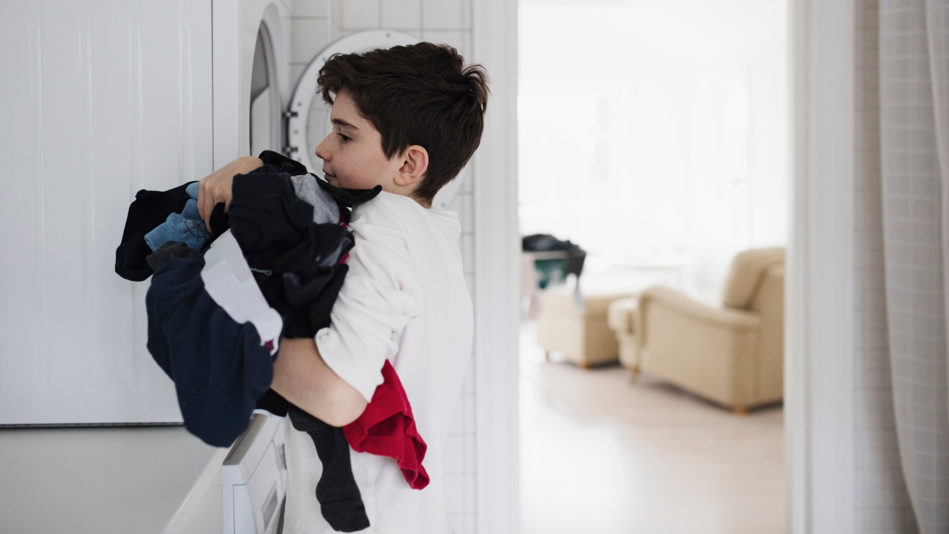 fizetnél a gyereknek a házimunkáért?