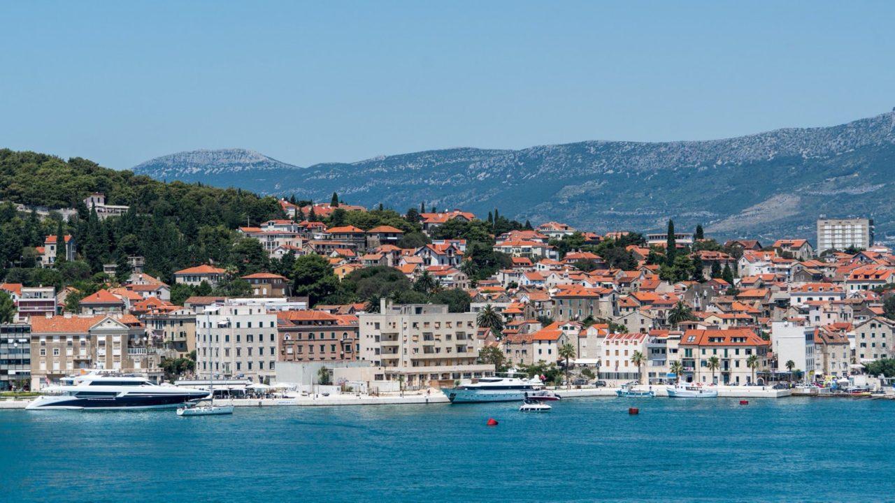 Split, Horvátország
